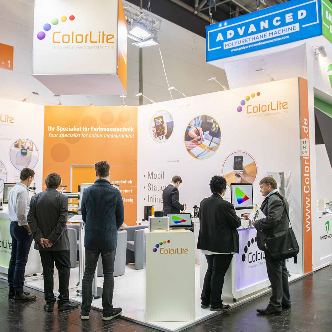 Messestand K-Messe 2019