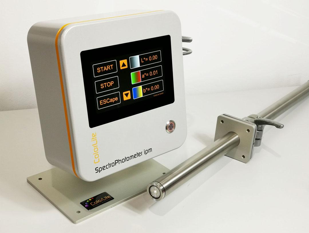 Spektralphotometer sph ipm zur Inline Farbmessung